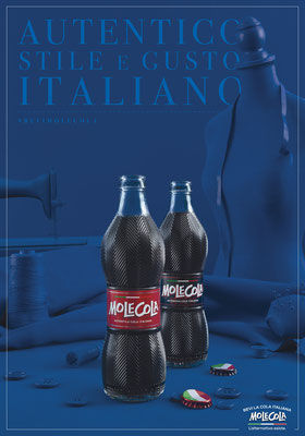 Molecola 100% Italian Cola in Singapore