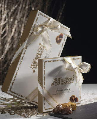 Marrons Glacés Candied Chestnuts 180g