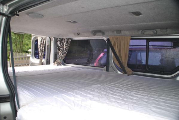umbau opel vivaro zum campingbus (günstig & einfach) - franzls on tour