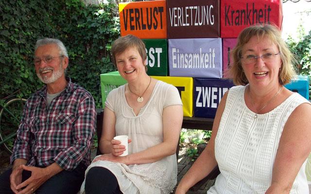 und auch Eberhard und Irmelin haben (noch) gut lachen - *hehe* das blieb natürlich auch so :-)