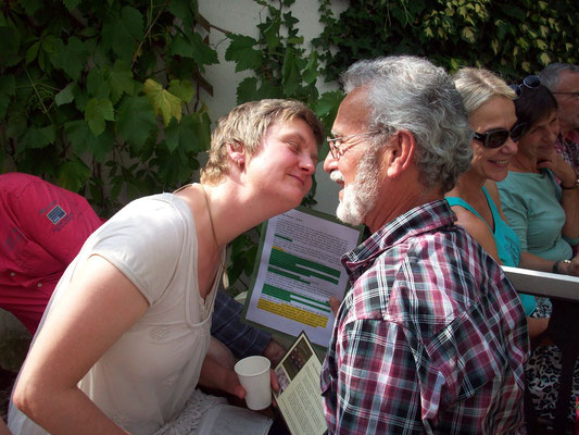 """Irmelin: """"Ja und toll küssen kann er auch"""" :-)"""