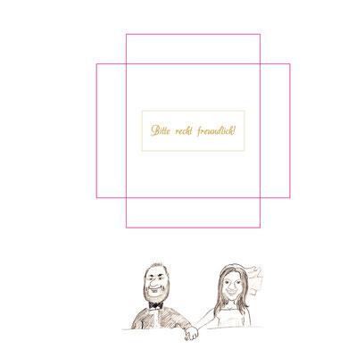 Speziell und individuell - Gästefragebogen mit eigenen Grafiken
