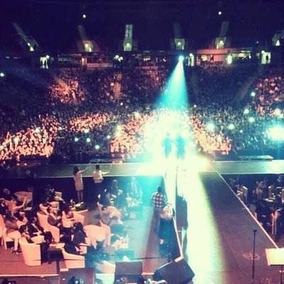 Oberhausen Arena 2013