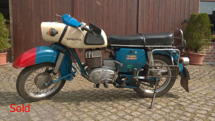 MZ ES 250-2 Trophy Sport 1970