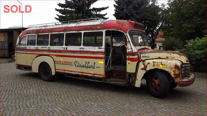 GM Chevrolet Bus 28 Sitze