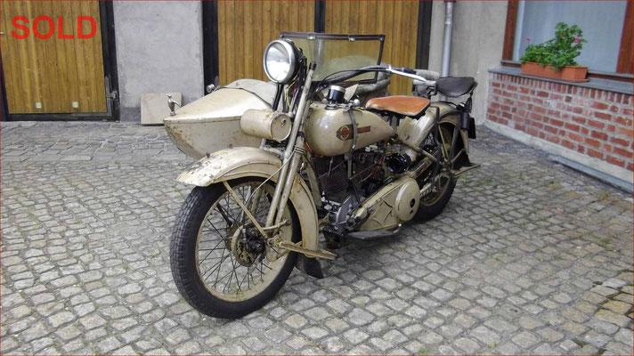 Harley Davidson Bj. 1926
