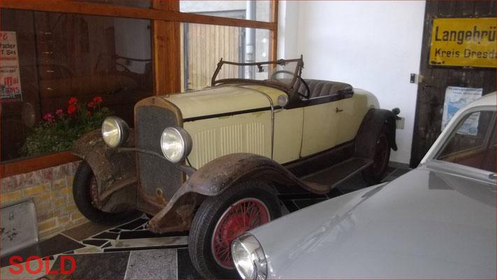 DeSoto Roadster Bj. 1929