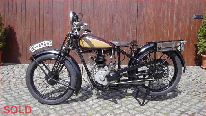 NSU 201 TS Bj. 1930
