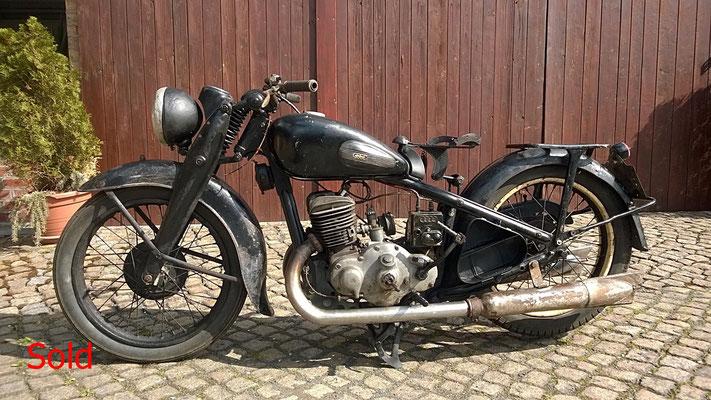 DKW SB 500 Bj. 1939