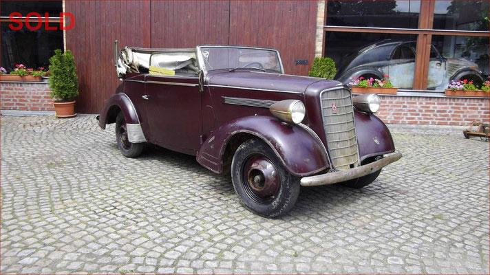 Opel 6 Cabrio