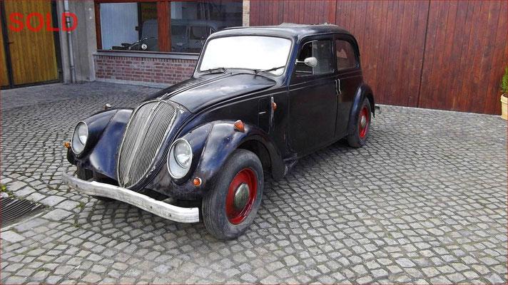 Fiat 1500 Bj. 1939