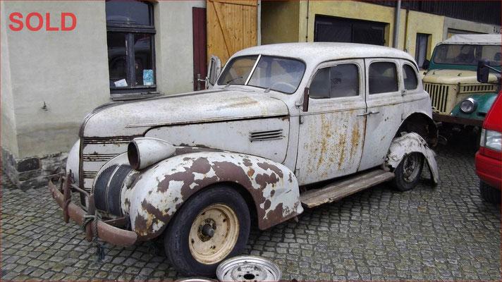 Pontiac SIX 1939