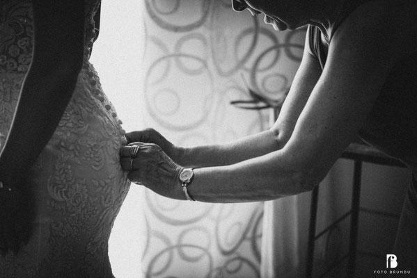 Dettagli sposa