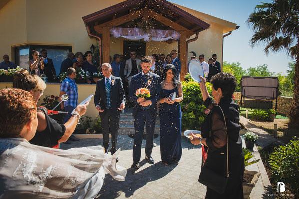 Fotografi di matrimonio sardegna
