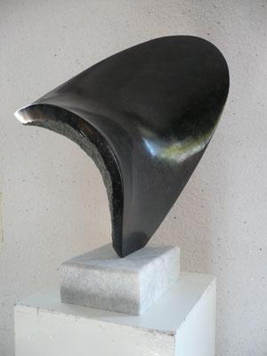 """""""Die Schönheit der Mathematik"""" Diabas 40 cm"""