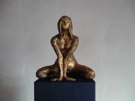 """Urda"" Terracotta Höhe 15 cm"