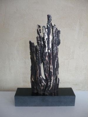 """""""Flamme"""" Bronze 40 cm"""