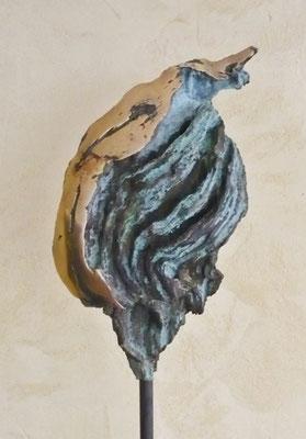 """""""Bronzezeit 2"""" Bronze 40 cm"""