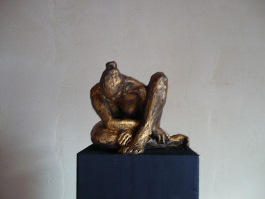 """Franka"" Terracotta Höhe 15 cm"