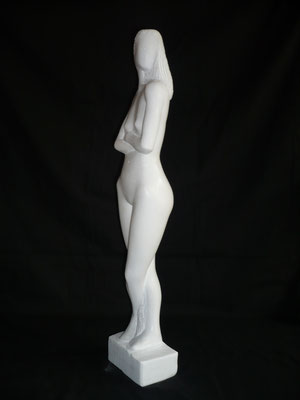 """""""Das Modell"""" Marmor 50 cm"""