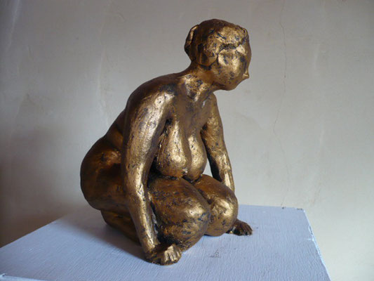 """""""Verena"""" Terracotta Höhe 20 cm"""
