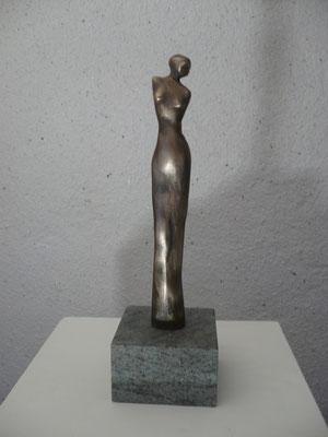"""""""Grazie"""" Bronze Höhe 30 cm"""
