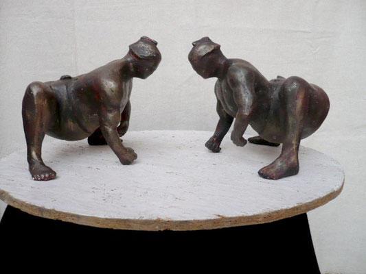 """""""Sumo"""" Bronze Breite 25 cm"""