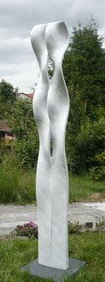 """""""Wellen"""" Marmor 190 cm"""