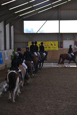 Reiterwettbewerb