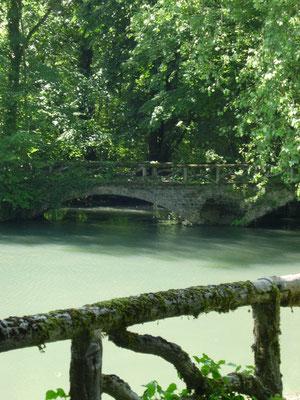 Domaine de Vadancourt l'étang
