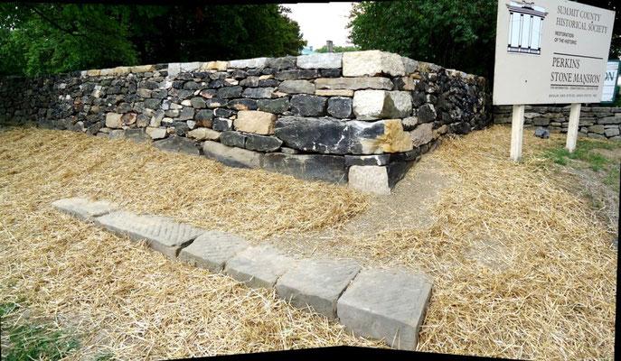 Restoration, Summit County Historical Society  2012
