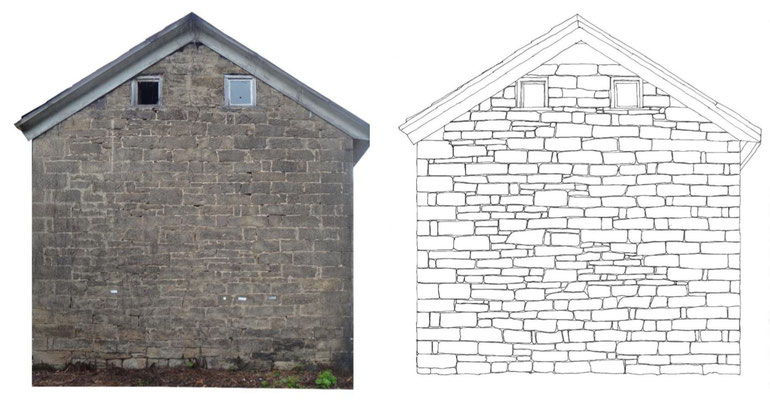 Survey work, John Burnell, Mason's Mark