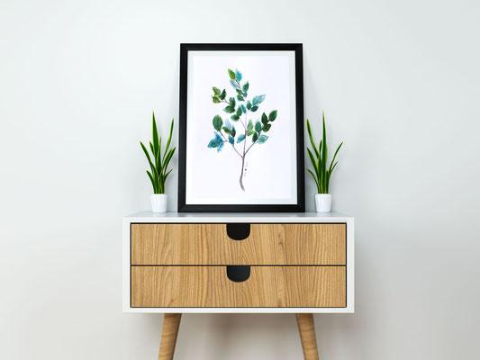 Aquarell – Floral