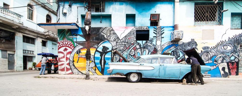 Havana, Cuba, 2014