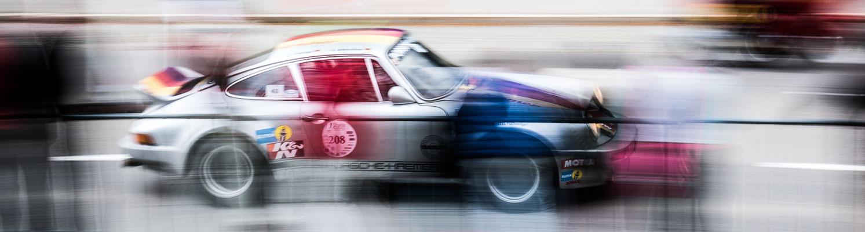 Porsche 911, Bergrennen Oberjoch, 2015
