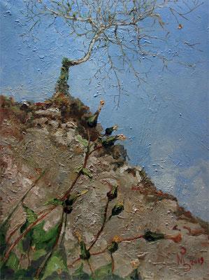 """Валерий Морозов """"Весна"""" х,м 2006г."""