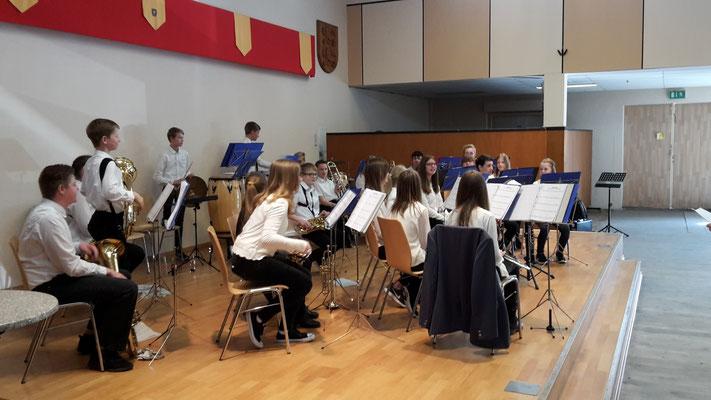 Tag der Musik des Musikverein Jugendlust Scharmede