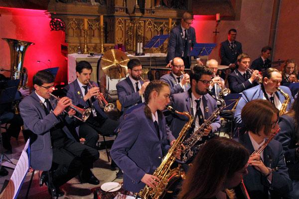 Adventskonzert 2017 Musikverein Jugendlust Scharmede