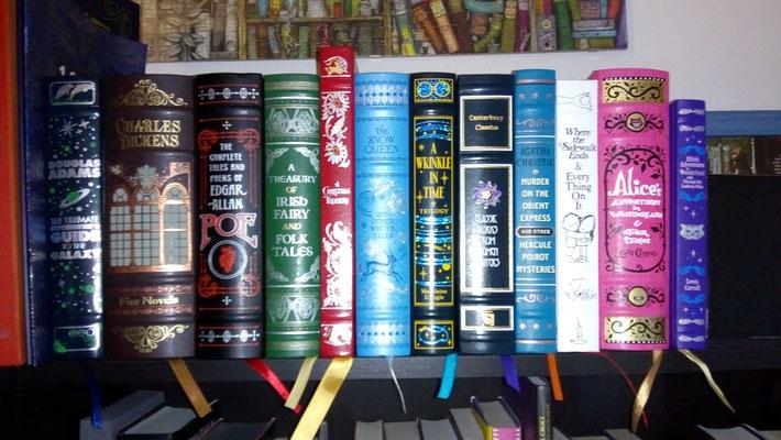 Barnes & Noble Editions: Ledergebunden, Farbschnitt, Lesebändchen