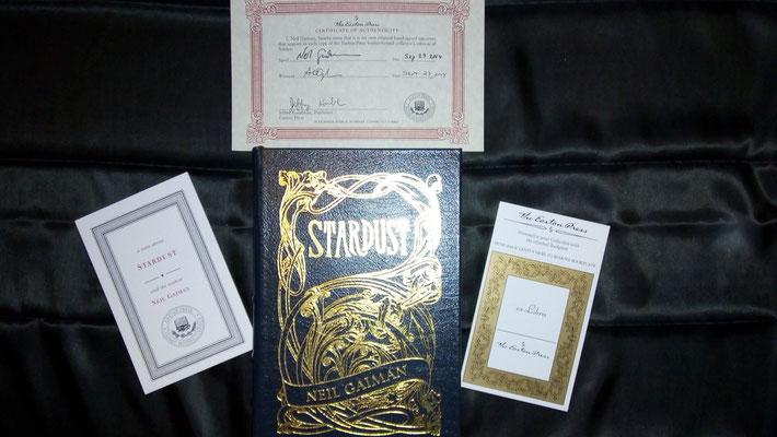 Easton Press Ausgabe: signiert mit Zertifikaten und Ex Libris