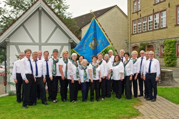Aktive Mitglieder des Gesangverein Frohsinn Korb
