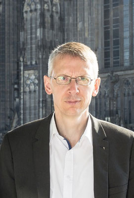 Jens Freiwald: Diakon, Referent des Stadtdechanten