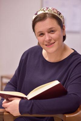 Natalia Verzhbovska: Rabbinerin dreier liberaler Gemeinden in NRW