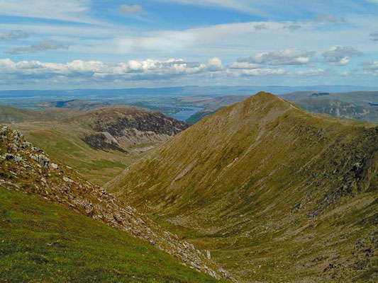 St Sunday Crag and Fairfield guided walk