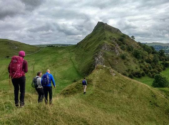 Peak District guided hill walk