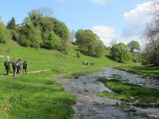 Guided walk along Bradford Dale