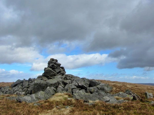 Cairn at High Seat