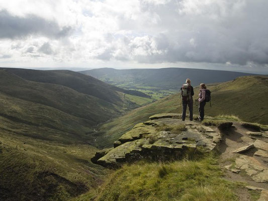 Crowden Clough guided walk