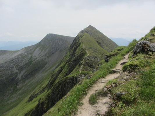 The Devil's Ridge