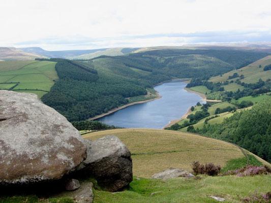 View from Derwetn Edge